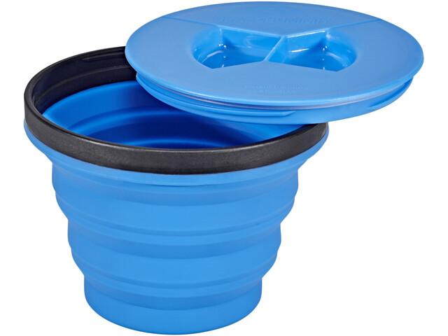 Sea to Summit X-Seal & Go Contenitore per alimenti taglia M, royal blue